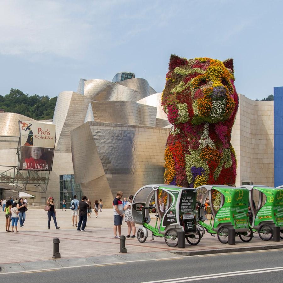 Apartamentos de lujo el centro de Bilbao